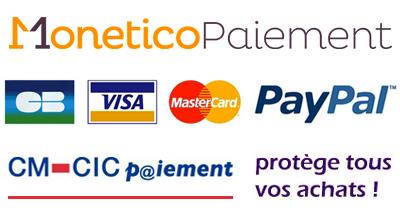 Monetico Paiement - Payer en toute sécurité !